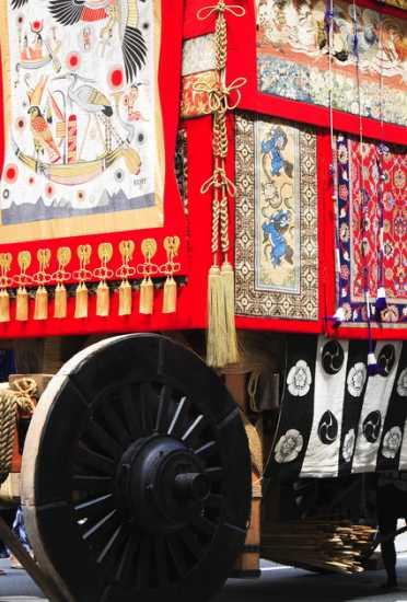 祇園祭 山鉾巡航