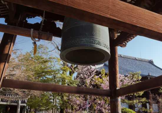 知恩寺 除夜の鐘