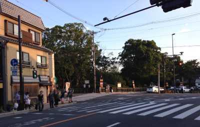 五条坂 清水寺バス停