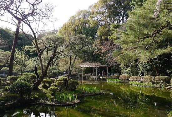 平安神宮 日本庭園