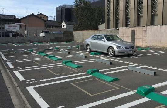 京都駐車場