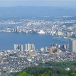 比叡山山頂展望台
