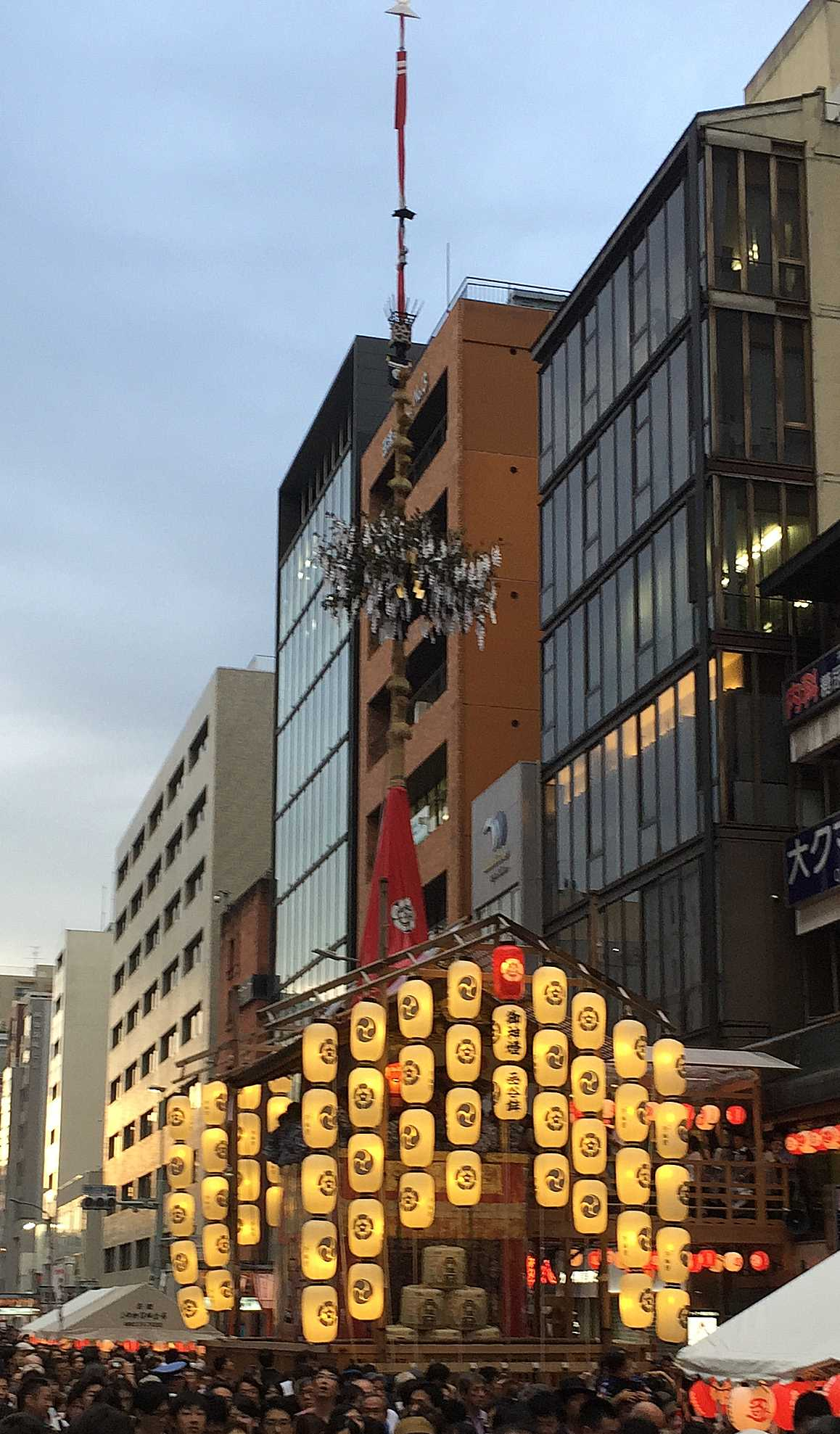 祇園祭宵山 函谷鉾