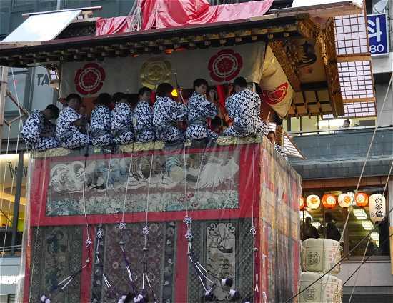 祇園祭 山鉾宵山