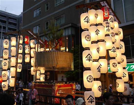 祇園祭 四条傘鉾