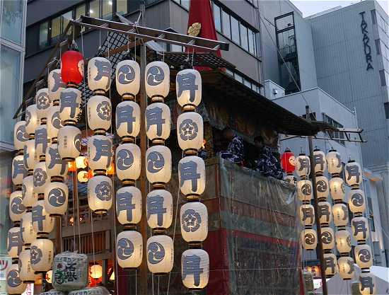 月鉾 祇園祭