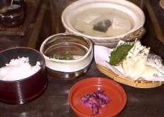 湯豆腐 京料理