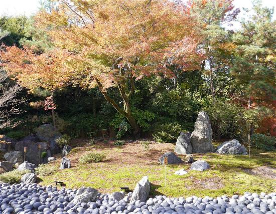 宝厳院石庭