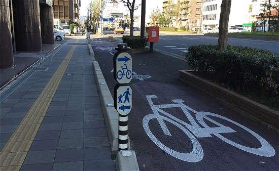 京都 自転車専用道路